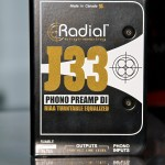 Radial J33 Phono Preamp