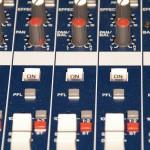 Yamaha MG124cx Mixer
